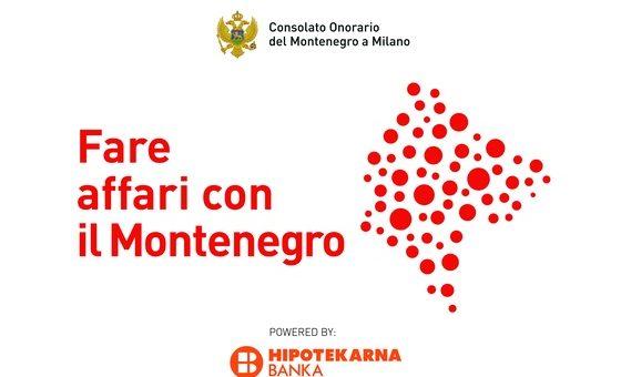 Fare affari con il Montenegro