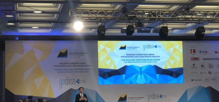 Economic conference by Chamber of commerce of Montenegro in Budva