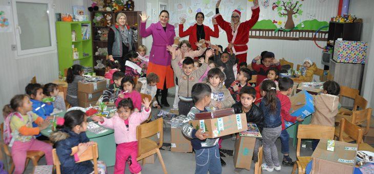 Konfindustrija Crna Gora pomogla akciju Crvenog krsta – novogodišnja radost za mališane iz Kampa Konik