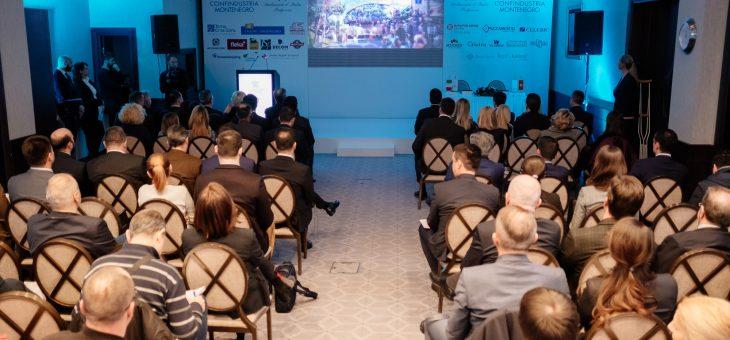 Confindustria Montenegro contribuirà a una migliore cooperazione tra le  economie montenegrina e italiana