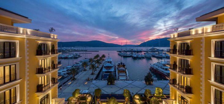 Confindustria Montenegro ha firmato il contratto di collaborazione con il Regent Porto Montenegro