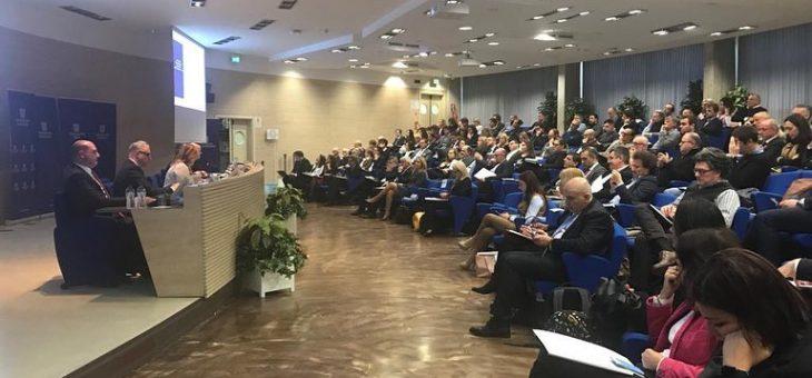 """Il forum economico sulle """"Opportunità commerciali e industriali nell'Est Europa"""" a Padova"""