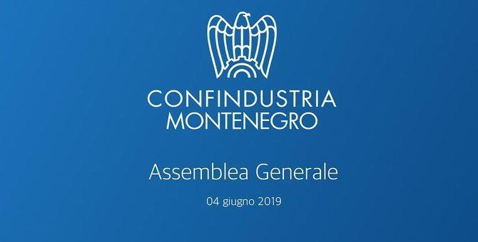 L'Assemblea Generale di Confindustria Montenegro