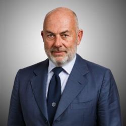 """Il dott. Edoardo Garrone, presidente del Gruppo tecnico Internazionalizzazione associativa per """"L'Imprenditore"""""""