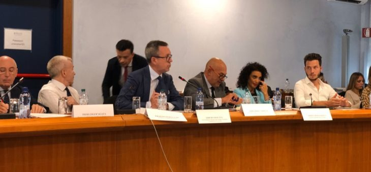 """""""Internacionalizacija udruženja i međunarodnih predstavništava"""" u Bolonji i Milanu"""