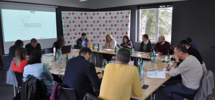 La tavola rotonda sulle attività finalizzate all'inserimento dei Rom nel mercato di lavoro