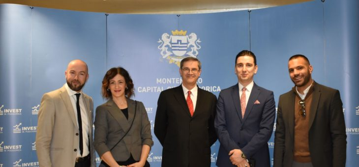 Invest in Podgorica