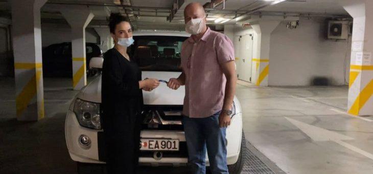 Terna ha donato un veicolo al Servizio di protezione e salvataggio di Kotor