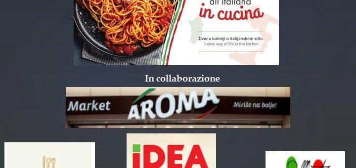 Settimana della cucina italiana in Montenegro